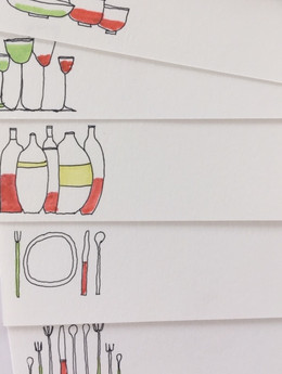 Place cards / Limited Edition