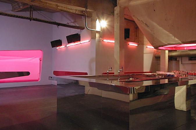 Club Design München / studioacht - Suzanne Faltenbacher