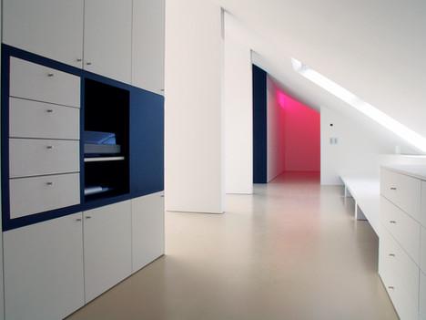 Loft - Appartment - studioacht Architektur - Suzanne Faltenbacher