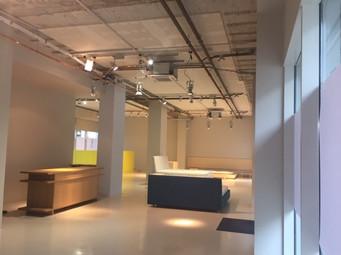 nachtstudio Showroom - studioacht Architektur