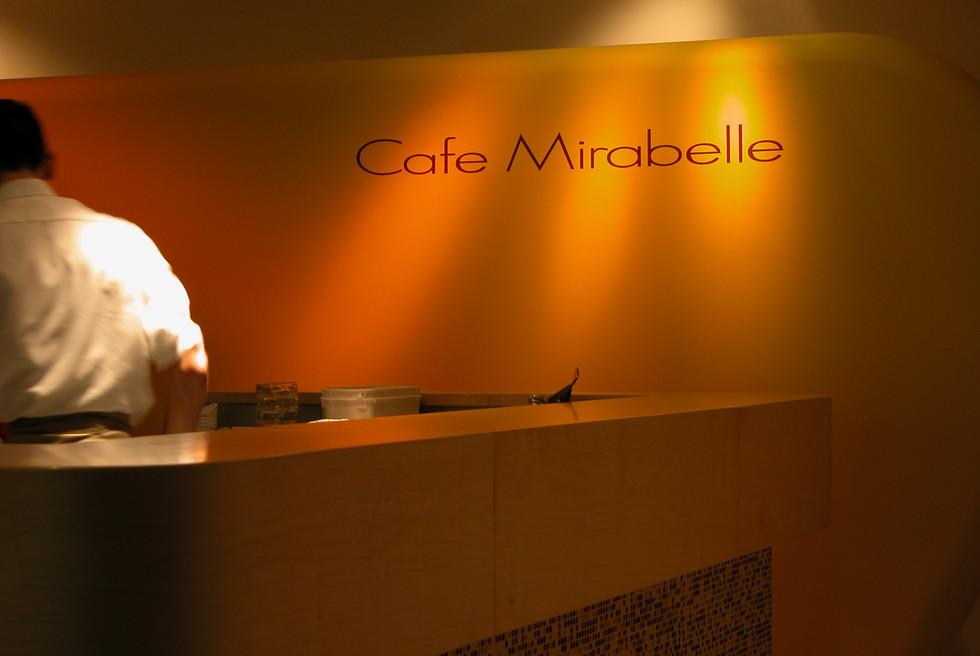 studioacht / Suzanne Faltenbacher / Projekt Café Mirabelle