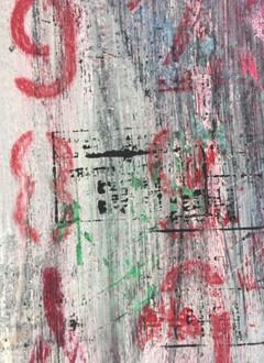 Wall Art Work - Suzanne Faltenbacher 4,9 x 7,2 m