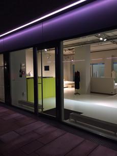 nachtstudio Showroom - studioacht Suzanne Faltenbacher