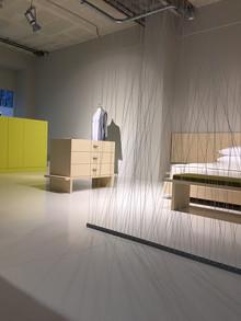 nachtstudio Showroom - studioacht Architektur Suzanne Faltenbacher