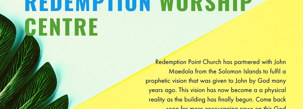 Redemption Worship Centre