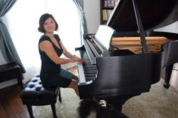 Michelle Lamm, Piano technician