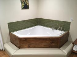 Mary/Angela tub