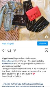 spring fashion on trend
