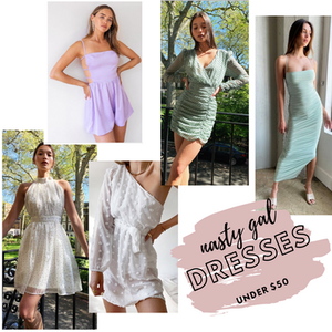 on trend dresses for the summer