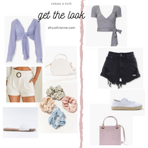 styling outfits cute and casual fashion