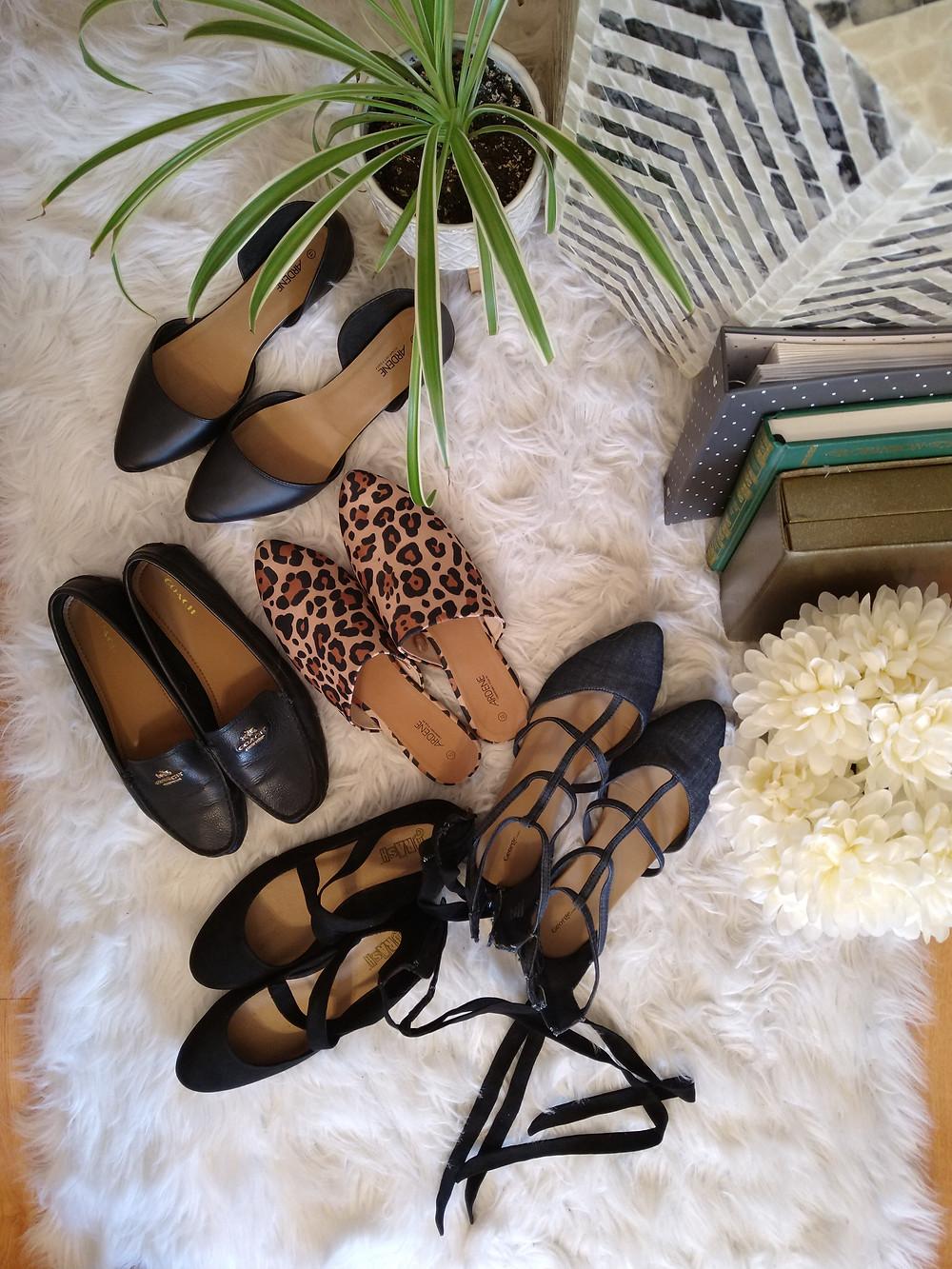 shoes, coach shoes, walmart shoes, ardene shoes