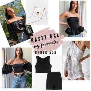nasty gal clothing that is on trend