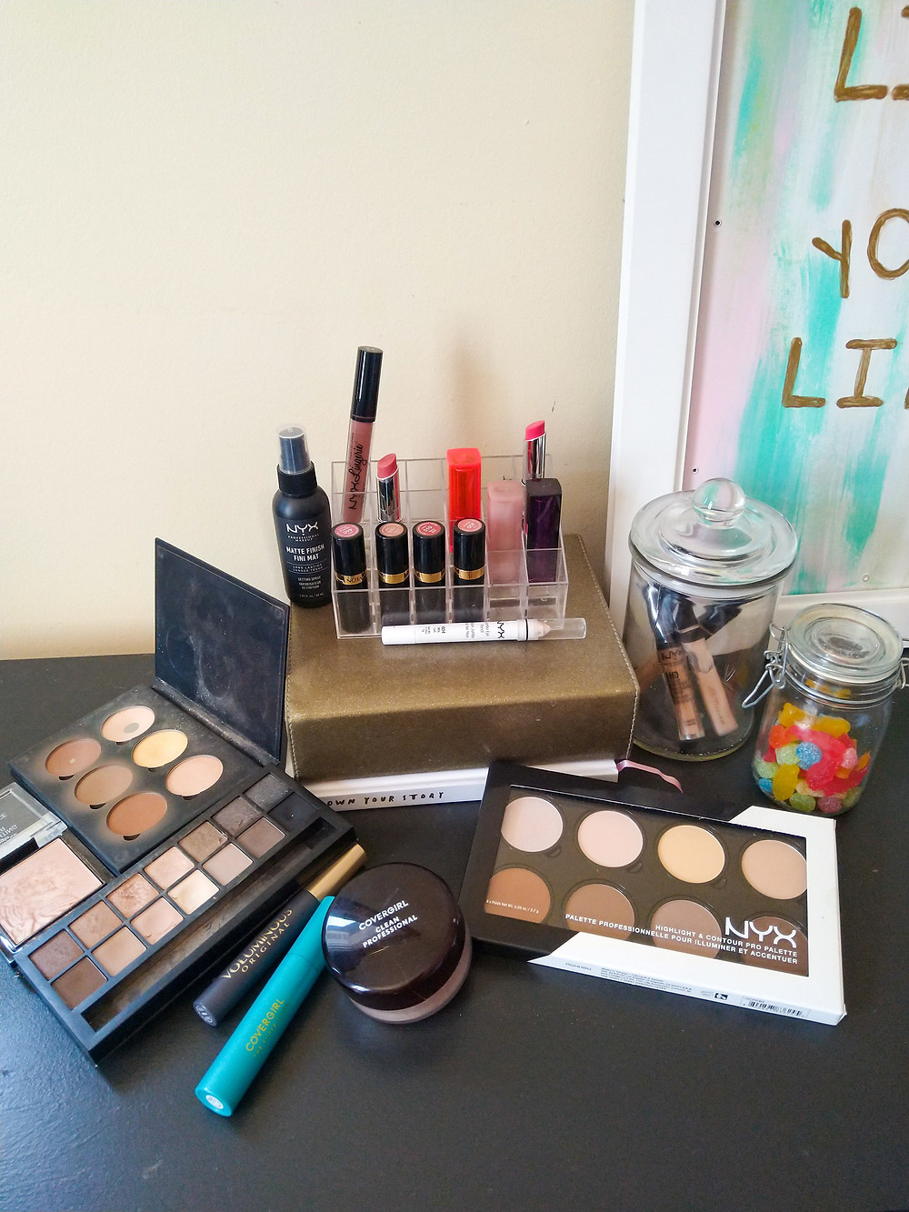 makeup products for the summer