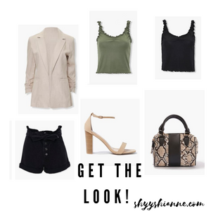 business casual style to shop