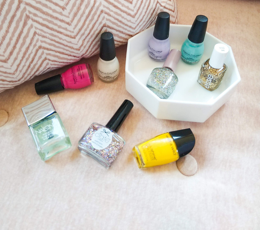 summer nail polish colours