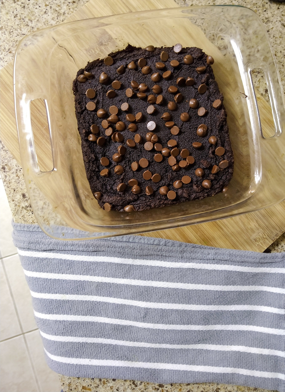 easy to make healthy brownies