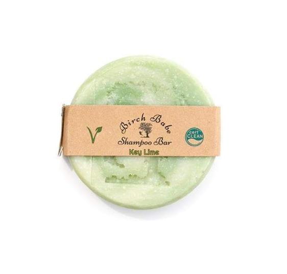 Key Lime Shampoo Bar by Birch Babe Naturals