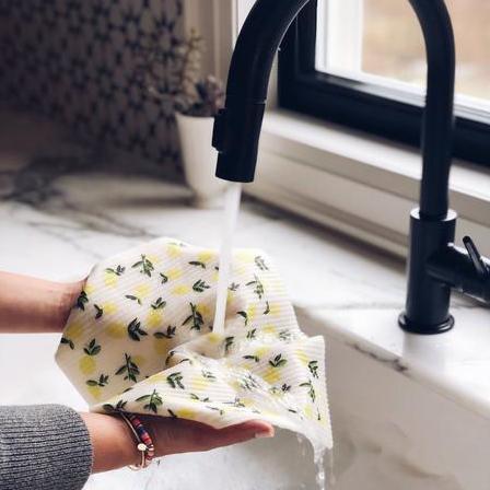 Large Lemon Sponge Cloth