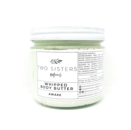 Whipped Body Butter by Two Sisters