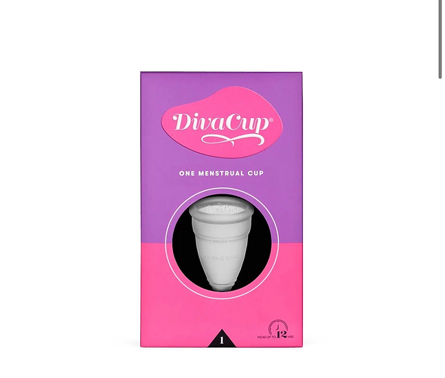 The DivaCup - Model 1