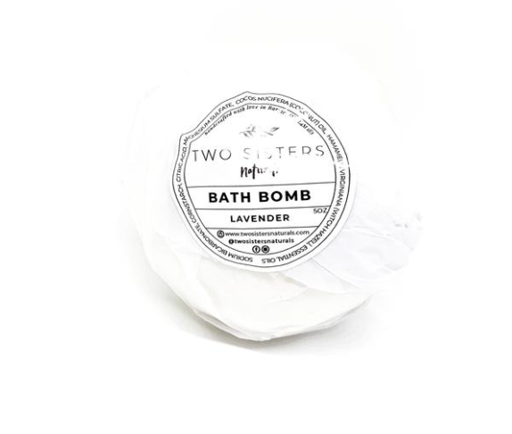 Bath Bomb by Two Sisters Naturals