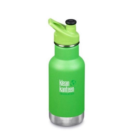 Insulated Kids 12oz Water Bottle - Lizard Tail