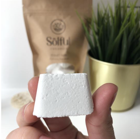 Toilet Cleaning Tabs by Solful Organics