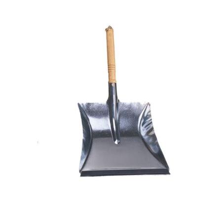 Redecker Galvanized Steel Dust Pan