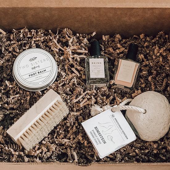 Sustainable Pedicure Kit