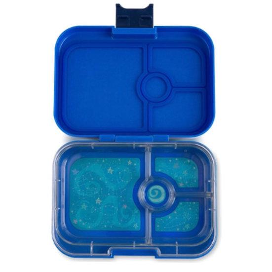 Yumbox Panino 4 Compartment- Neptune Blue