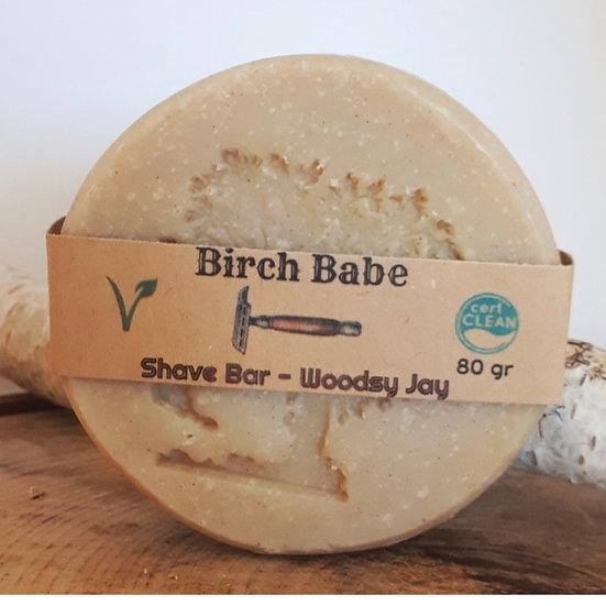 Birch Babe Shave Bar Refill`