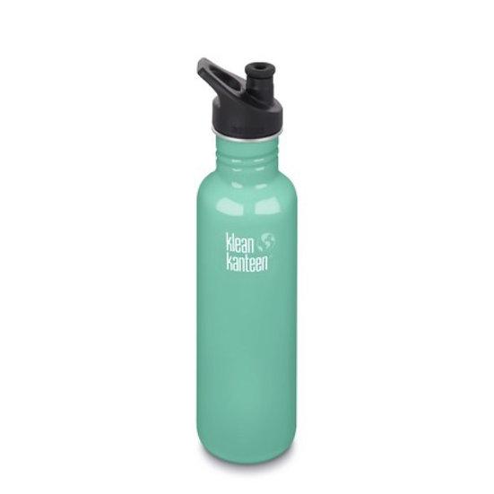 Classic 27oz Water Bottle - Sea Crest