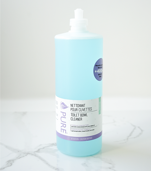 Refill of Toilet Bowl Cleaner 1L
