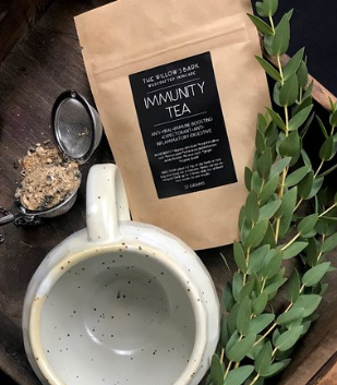 Immunity Tea by The Willow's Bark