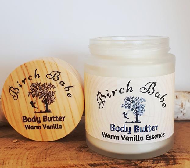 Vanilla Body Butter by Birch Babe