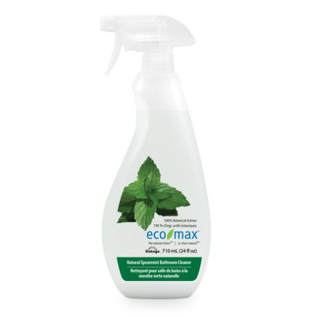 Eco-max Natural Spearmint Bathroom Cleaner