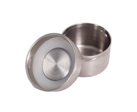 ONYX Stainless Steel Airtight Condiment Container