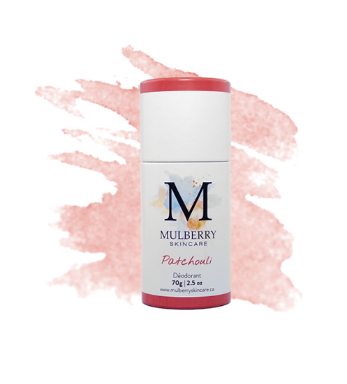 Natural Deodorant by Mulberry