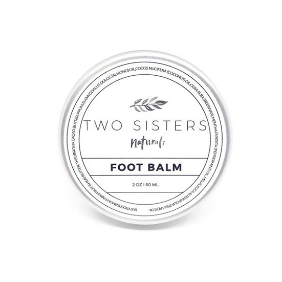 Foot Balm by Two Sisters Naturals