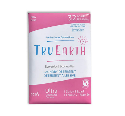 Tru Earth Laundry Strips (32 loads) Baby