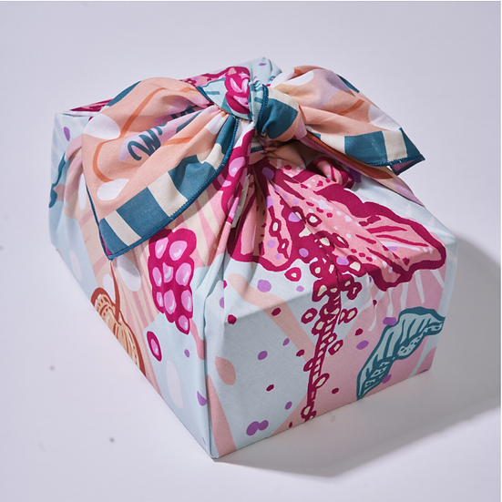 Wrappr No-Waste Gift Wrap Large- Sunrise (12)