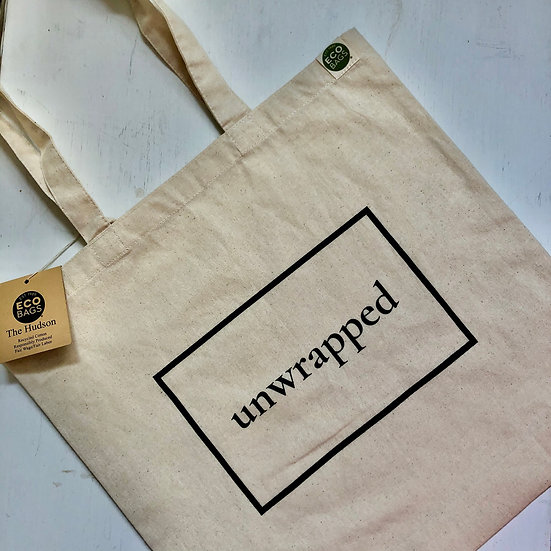 Eco Bag with Unwrapped Logo