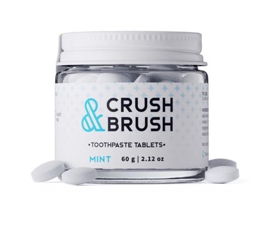 Nelson's Naturals Crush & Brush Mint
