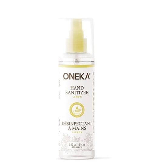 Oneka Natural Hand Sanitizer
