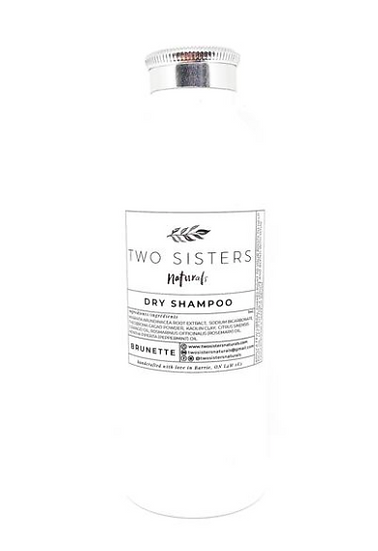 Two Sisters All Natural Dry Shampoo