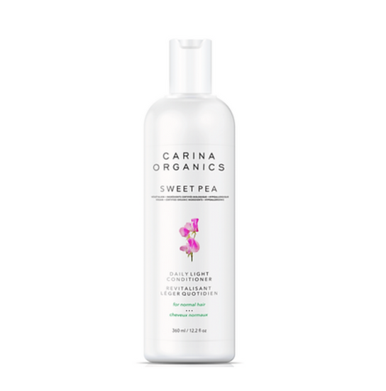 Daily Light Conditioner (Sweet Pea) by Carina Organics