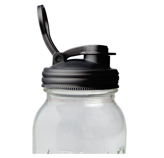 reCap Pour Top for Regular Mason Jar