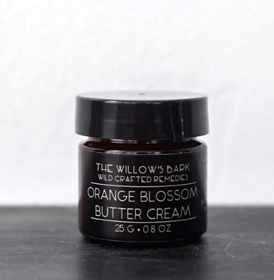 Orange Blossom Butter Cream by The Willow's Bark