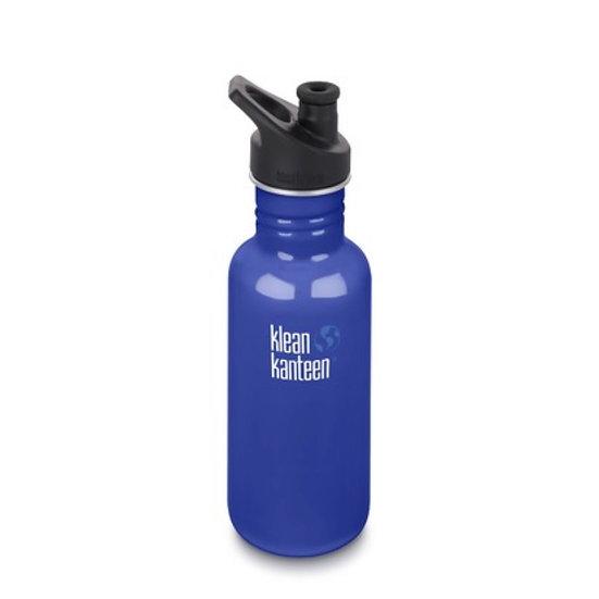 Classic 18oz Water Bottle - Coastal Waters