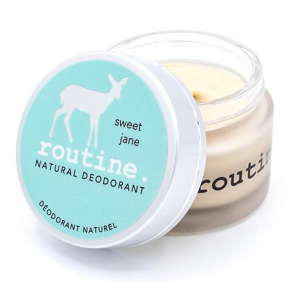Sweet Jane Natural Deodorant